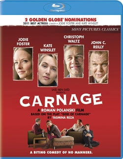 Carnage (Blu-ray Disc) 8734275