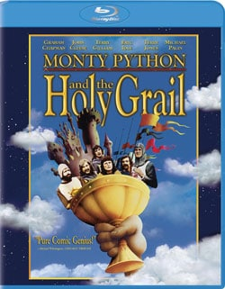 Monty Python and The Holy Grail (35th Anniversary Edition) (Blu-ray Disc) 8734308