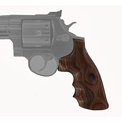 Hogue Taurus Square Butt Pau Ferro Wood Grips