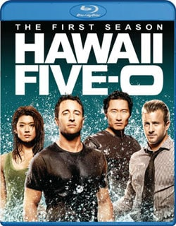 Hawaii Five-o (2010): The First Season (Blu-ray Disc) 8740394
