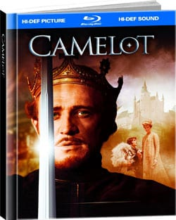 Camelot - 45th Anniversary Edition DigiBook (Blu-ray Disc) 8743145