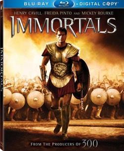Immortals (Blu-ray Disc) 8743174
