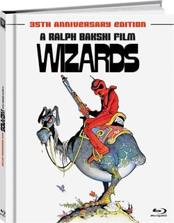 Wizards - 35th Anniversary Edition DigiBook (Blu-ray Disc) 8743186