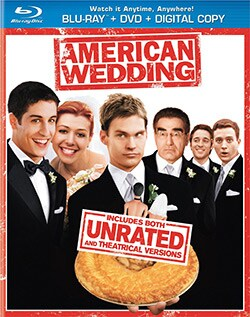 American Wedding (Blu-ray/DVD) 8745665