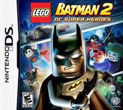 Nintendo DS - Lego Batman 2 DC Super Heroes 8745805