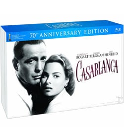 Casablanca 70th Anniversary Edition (Blu-ray/DVD) 8754018