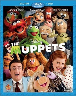 The Muppets (Blu-ray/DVD) 8754029
