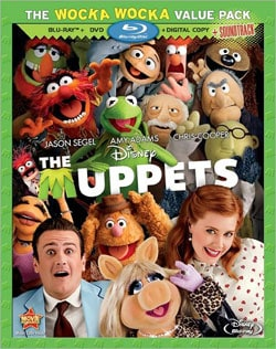 The Muppets (Blu-ray/DVD) 8754030