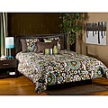 Orleans Brown 6-piece King Comforter Set