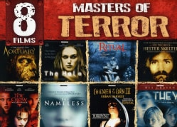 8-Film Masters Of Terror Vol. 1 (DVD) 8757014