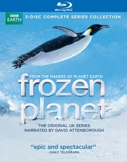 Frozen Planet (Blu-ray Disc) 8761513