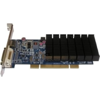 Jaton Radeon HD 5450 Graphic Card - 1 GB DDR3 SDRAM - PCI - Low-profi