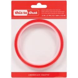 American Crafts Super Sticky Red Tape