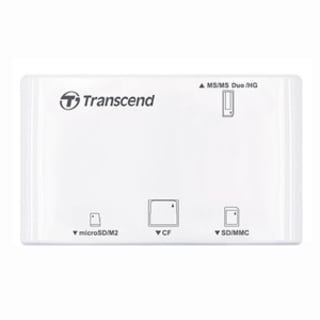 Transcend All-in-1 Multi Card Reader