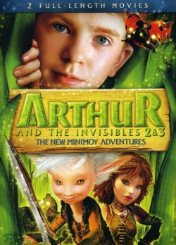 Arthur and the Invisibles 2 & 3: The New Minimoy Adventures (DVD) 8770847