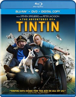 The Adventures of Tintin (Blu-ray/DVD) 8771133