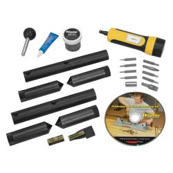 Wheeler Engineering 1-inch/ 30mm Combination Professional Scope Mounting Kit
