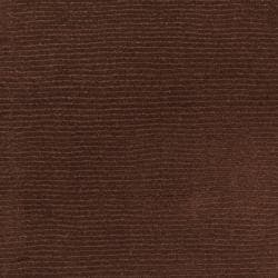 Hand-crafted Brown Solid Casual Sunn Wool Rug (8' Square)