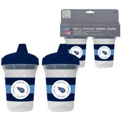 Baby Fanatic Tennessee Titans Sippy Cups (Pack of 2) 8782389
