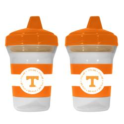 Baby Fantatic NCAA Tennessee Volunteers Sippy Cups (Pack of 2) 8782403