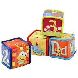 Bright Starts Grab and Stack Blocks 8784024