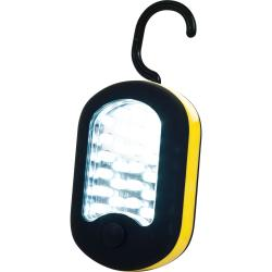 Battery-operated Portable Hanging Work Light with 27 LED Lights