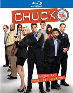 Chuck: The Complete Fifth Season (Blu-ray Disc) 8794497
