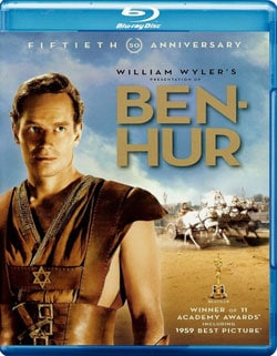 Ben Hur: 50th Anniversary Ultimate Collector's Edition (Blu-ray Disc) 8794509