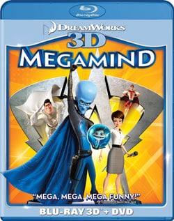 Megamind 3D (Blu-ray/DVD) 8799865
