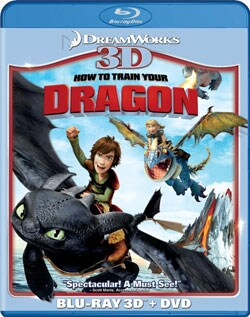 How To Train Your Dragon 3D (Blu-ray/DVD) 8799866