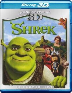 Shrek 3D (Blu-ray/DVD) 8799867