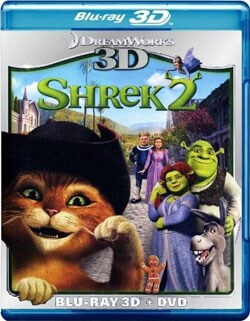 Shrek 2 (Blu-ray/DVD) 8799868