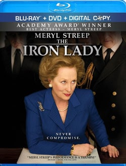 The Iron Lady (Blu-ray/DVD) 8807782