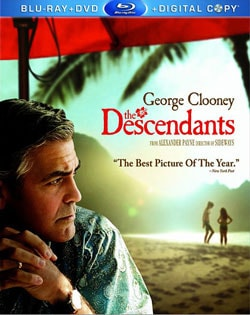 The Descendants (Blu-ray Disc) 8807932