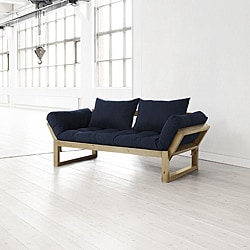 Navy Blue Fresh Futon Edge