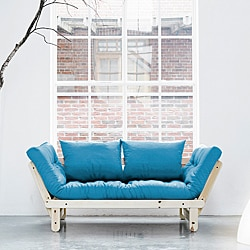 Fresh Futon Beat Horizon Blue