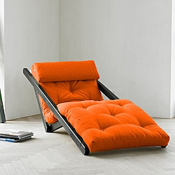 Orange Fresh Futon Figo