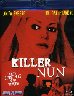 Killer Nun (Blu-ray Disc) 8811749