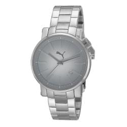 Puma Women's PU102632004 Silver Metal Watch