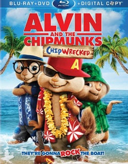 Alvin And The Chipmunks: Chipwrecked (Blu-ray Disc) 8815500