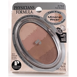 Physician's Formula Eye Shadow Quad in Fresh Minerals (Pack of 4)
