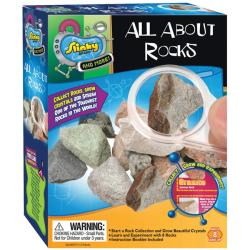 Poof-Slinky All About Rocks Science Kit