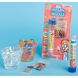 Be Amazing Toys/Steve Spangler Amazing Spheres Science Toy Kit