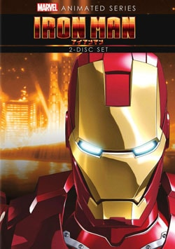 Marvel Animation: Ironman Complete Series (DVD) 8822673