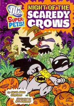 Night of the Scaredy Crows (Paperback) 8823644