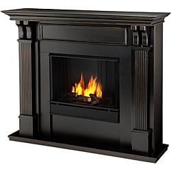 Real Flame Blackwash Ashley 48.03-inch Gel Fireplace