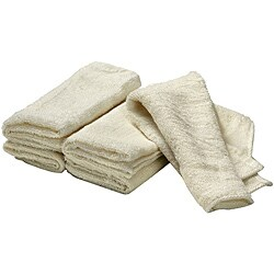Prince Lionheart Rayon by Bamboo Reusable Cloth Wipes (Pack of 8)