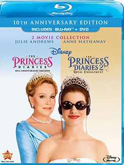 The Princess Diaries (10th Anniversary Edition) (Blu-ray/DVD) 8827948