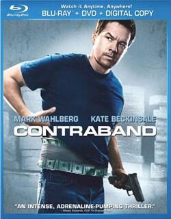 Contraband (Blu-ray/DVD) 8830291