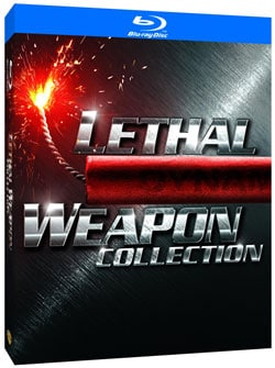 Lethal Weapon Collection (Blu-ray Disc) 8830396